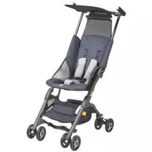 gb 好孩子 POCKIT 2S-WH-Q308GG 婴儿推车 灰色 1448元