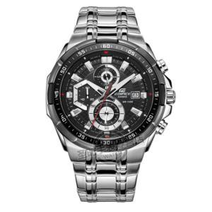 Casio/卡西欧 时尚赛车大表盘运动钢带手表 热卖品牌立减仅需720