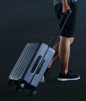 90分 轻致铝框旅行箱 20寸 399元