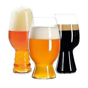 spiegelau 诗杯客乐 啤酒杯系列 德国精酿IPA啤酒杯3件套原装礼盒 4991693 211元
