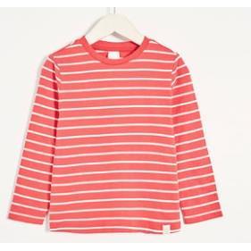 C&A CA200213066 女童纯棉长袖T恤 春季新品 38元