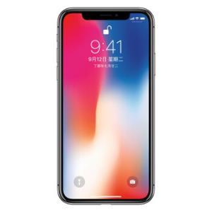 Apple 苹果 iPhone X 智能手机 深空灰色 64GB 5938元