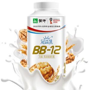 蒙牛 冠益乳 燕麦核桃风味 酸奶 250g