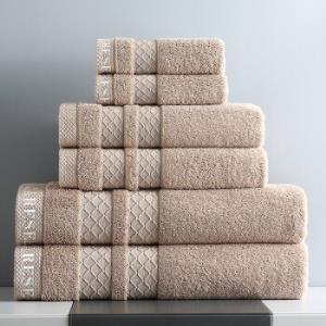 康尔馨 纯棉大浴巾 棕色 700g 150*80cm *5件285元(合57元/件)