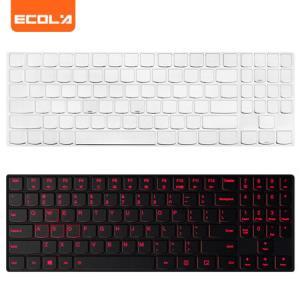 宜客莱联想拯救者R720笔记本键盘膜保护膜15.6英寸贴膜 Y520 Y720 纤薄高透 EL019 *2件51.8元(合25.9元/件)