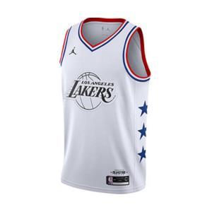 Nike 詹姆斯白色球衣 AQ 白 下单价6997297-106