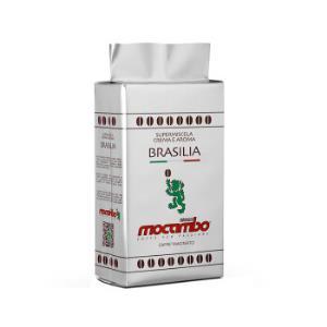德国进口意式浓缩咖啡 德拉戈・莫卡波(Drago Mocambo)巴西利亚咖啡粉250g/袋(中深度烘焙)33.3元