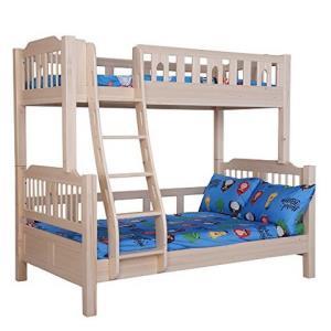 Sampo 松堡王国 北欧松木双层儿童床 子母上下床原木色 SP-AC201S3997.01元