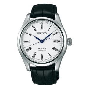 精工(SEIKO)手表 Presage领航珐琅自动上链休闲商务男表机械表SPB047J14599元
