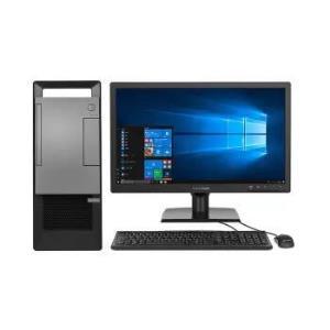 联想(Lenovo)扬天T4900v 商用台式电脑整机 (I5-8500 8G 1T DVDRW 2G独显 千兆网卡 WIN10)21.5英寸4888元