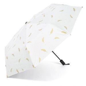 Supple 羽毛黑胶晴雨伞 17元包邮(需用券)