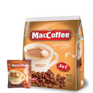 马来西亚进口 美卡菲(MacCoffee)3合1即溶咖啡爱尔兰风味450g(18g*25包)12.4元