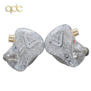 QDC Anole VX 变色龙 10单元动铁入耳式耳机