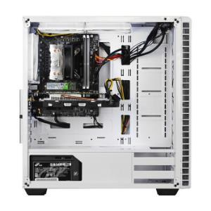 宁美国度 N5E-566N 组装台式机(i5-8500、8GB、240GB、GTX1060 6GB)4569元包邮(需用券)
