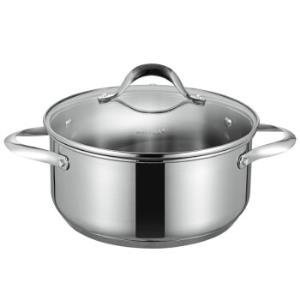 BODEUX 铂帝斯 香榭不锈钢汤锅 24cm +凑单品