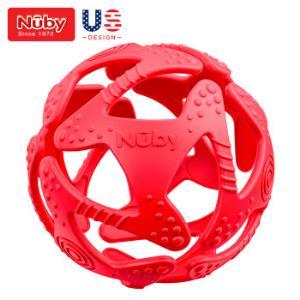 努比(Nuby)百变镂空牙胶魔术球 *2件99元(合49.5元/件)