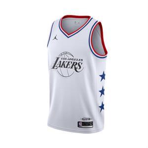 Nike 詹姆斯白色球衣 AQ 白 下单价5797297-106