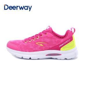 德尔惠女鞋新款跑步鞋春夏季透气运动鞋轻便减震跑鞋休闲慢跑鞋49元