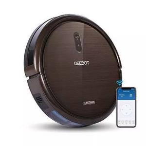 ECOVACS deebot n79s robotic 真空吸尘器带 MAX POWER 吸盘 Alexa 连接 APP 控制1165.93元