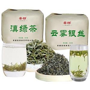 安够 云南生态大叶种绿茶精选 500克78元