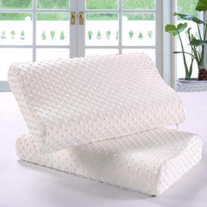 可水洗枕套枕头慢回弹单只装太空记忆枕单人护颈椎枕芯29元