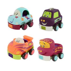 B.Toys 比乐 胶质滑行回力车 139元包邮(需用券)