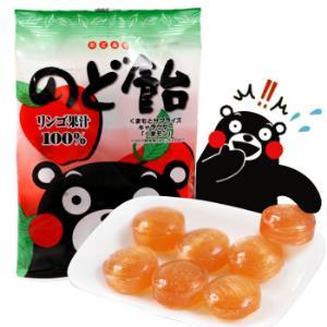 Ookura 大仓 熊本苹果味硬糖 90g 11.9元,可低至5.65元