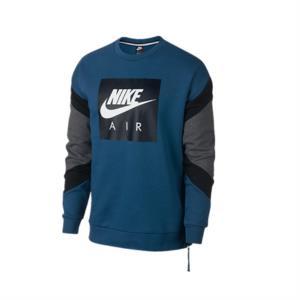 Nike 男子套头卫衣 灰 下单价369     928636-474