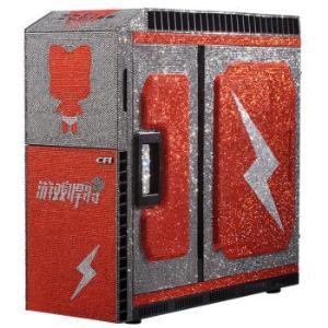 游戏悍将 太极 施华洛世奇 万颗钻石镶嵌 电脑主机(i9 9980XE、128GB 4266MHz、2TB+10TB、2080Ti、ROG水冷)    999899元包邮(用券)