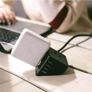 PHILIPS 飞利浦 小飞USB插座便携旅行桌面插板 3USB全长1.5米49元
