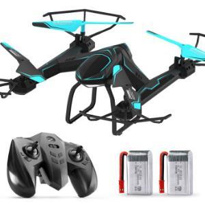 领�唬罕惫�e家 四轴实时高清航拍遥控飞机航模型无人机 彩盒装 168元(优惠券满199-80元)100元包邮