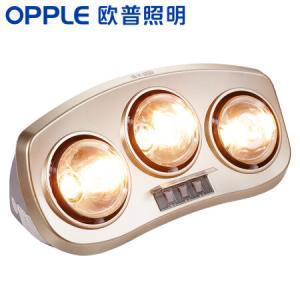 欧普照明(OPPLE)壁挂式浴霸 多功能三合一防爆取暖器灯暖厨卫 快速制热升温139元