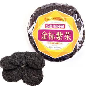 乐惠 金标紫菜 72g6.27元