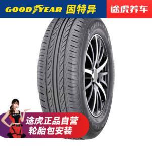 固特异汽车轮胎途虎品质包安装 惠乘 185/60R14 82H 捷达乐风爱丽舍POLO185元