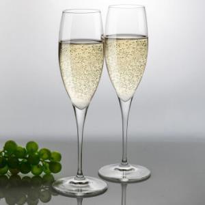 波米欧利(Bormioli Rocco)意大利进口香槟杯高脚杯红酒杯 250mL*2支装 *4件86元(合21.5元/件)