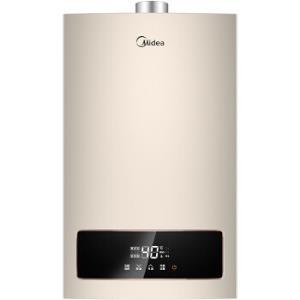 Midea 美的 JSQ30-G3S 16升 燃气热水器 1799元