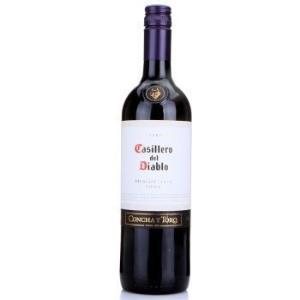 Concha y Toro 干露 Casillero del Diablo 红魔鬼 卡本妮苏维翁红葡萄酒 750ml288元