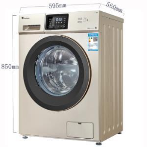 LittleSwan小天鹅TG100V120WDG10公斤全自动变频滚筒洗衣机 2099元