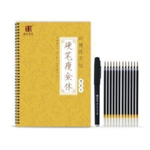 南国书香瘦金体硬笔临摹练字贴 13.9元