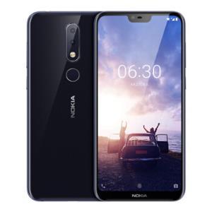 NOKIA诺基亚X6智能手机6GB64GB暗夜蓝 999元