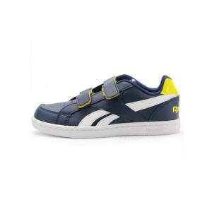 Reebok锐步男女儿童慢跑鞋鞋休闲鞋-V69997NV YE WH *2件216.26元(合108.13元/件)