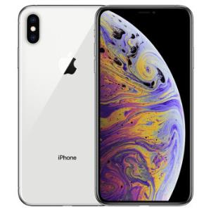 Apple苹果iPhoneXSMax智能手机64GB全网通银色 4998元