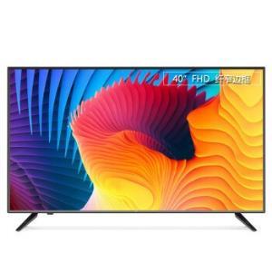 Letv樂視X40C40英寸液晶電視 849元包郵