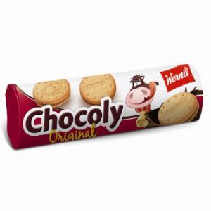 Wernli万恩利夹心饼干巧克力味250g*7件 84.3元(合12.04元/件)