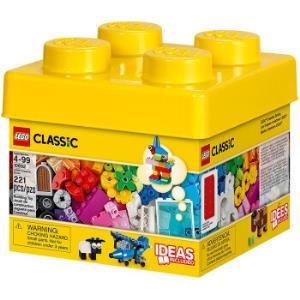 LEGO乐高经典创意系列10692小号积木盒 100元
