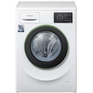 SIEMENS 西门子 XQG80-WM10L2601W 8公斤 变频 滚筒洗衣机 2449元