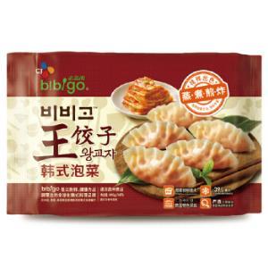 京东plus会员:必品阁韩式泡菜王饺子840g*4件79.6元*4件 79.6元(需用券,合19.9元/件)