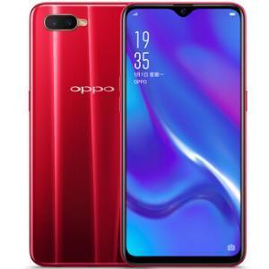 OPPOK1智能手机摩卡红4GB64GB 999元