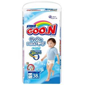 GOO.N大王维E系列婴儿拉拉裤XL38片 66.9元