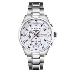 精工(SEIKO)男表 商务休闲防水石英计时螺旋底盖男士手表SKS623P1789元